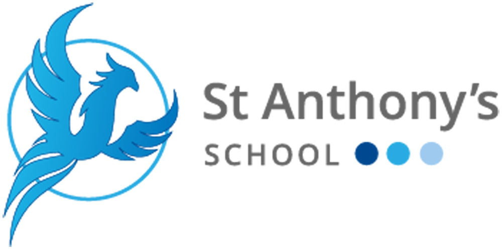 Logo for St. Anthony's School, Margate