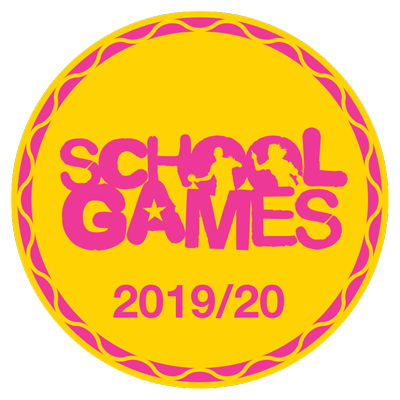 School Games 2019-2020 logo